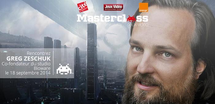 Masterclass-GregZeschuk