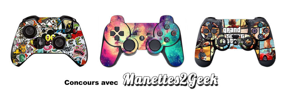 concours Manettes2Geek