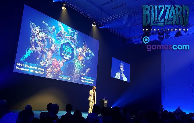 Gamescom-Blizzard