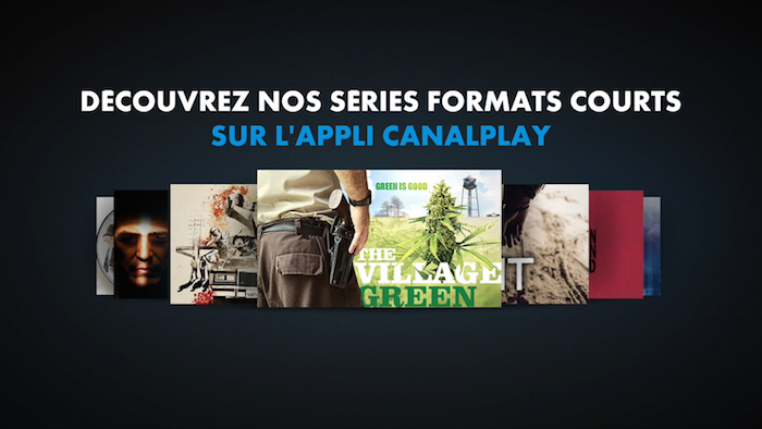 CANALPLAY - SériesCourtes