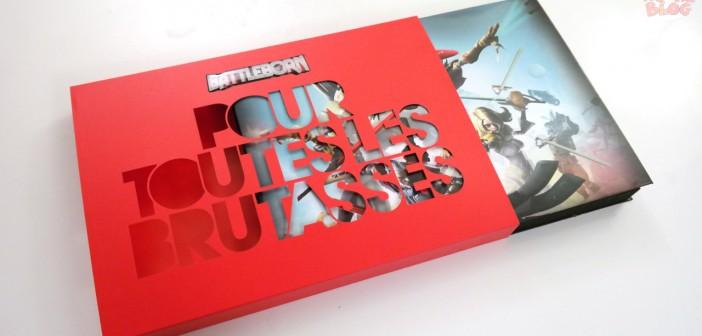 [UNBOXING] Press Kit Battleborn