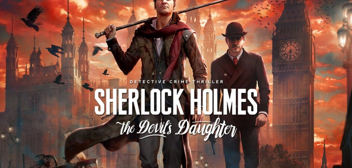 [TEST] Sherlock Holmes : The Devil's Daughter sur PS4
