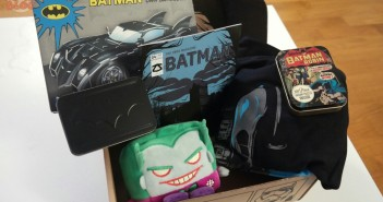 [UNBOXING] ZBOX Batman by Zavvi