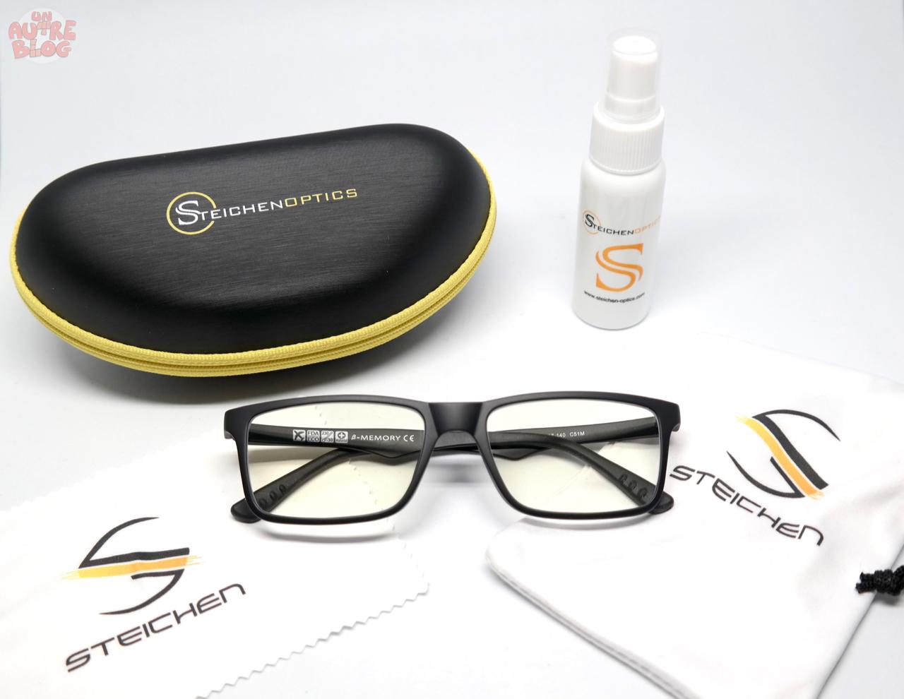gamme exclusive grande vente plus grand choix de 2019 TEST] Lunettes anti-fatigue Hélios by Steichen Optics | Un ...