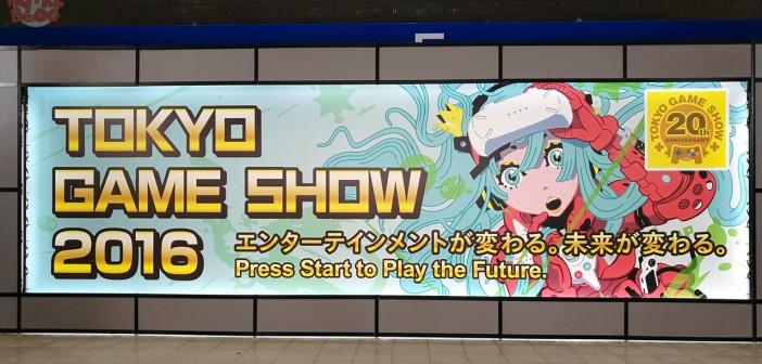 [TGS 2016] Retours et photos du Tokyo Game Show !