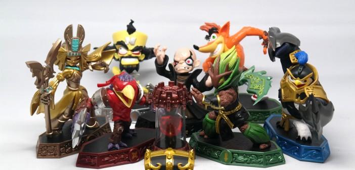 [ARRIVAGE] Les nouveaux Skylanders Imaginators sont dans la place !