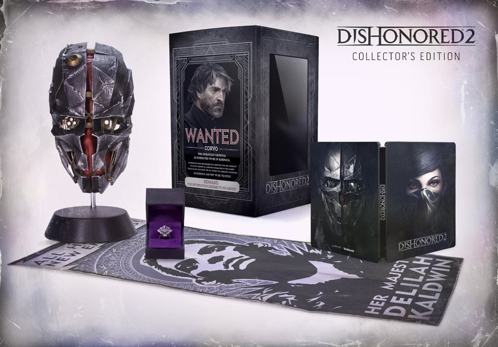 dishonored2collector