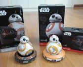 [TEST] Droïde Star Wars BB-8 + Force Band by Sphero