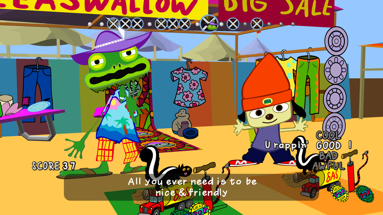 PaRappa The Rapper™ Remastered_20161130014613