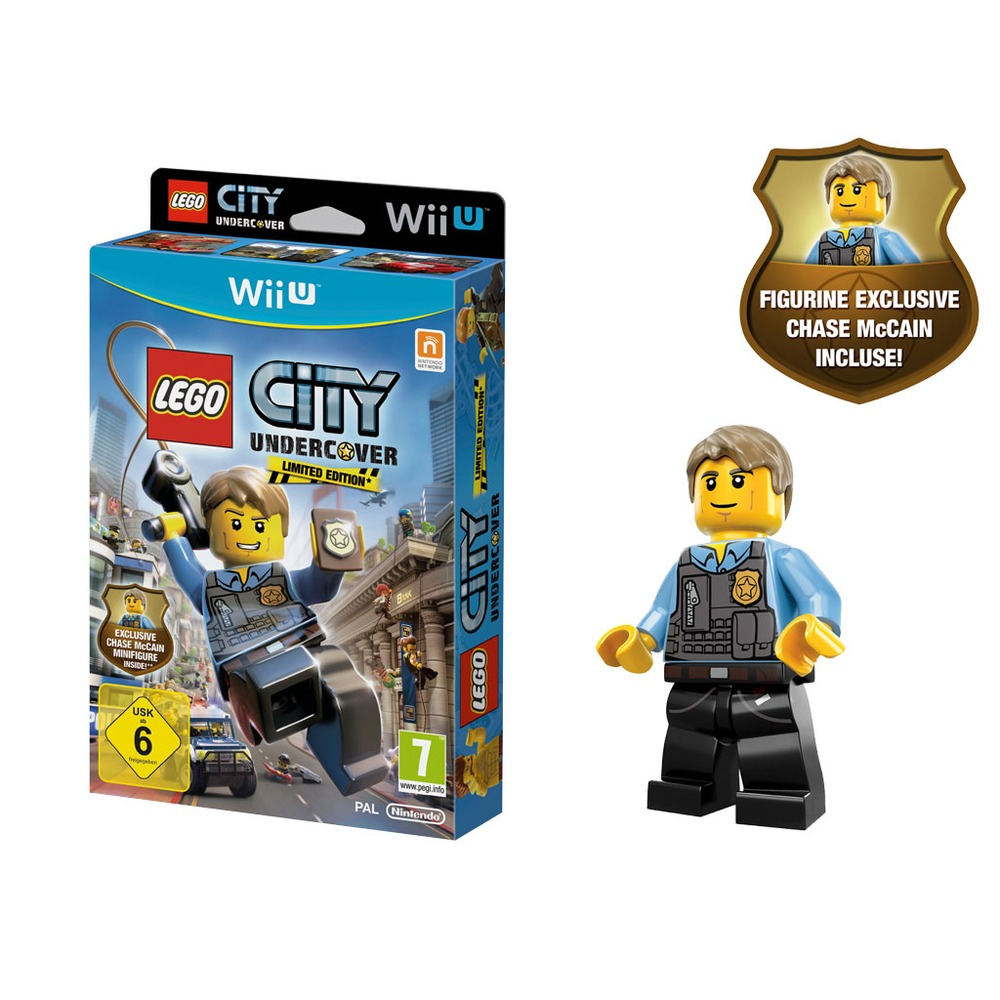preco lego city undercover edition limit e. Black Bedroom Furniture Sets. Home Design Ideas