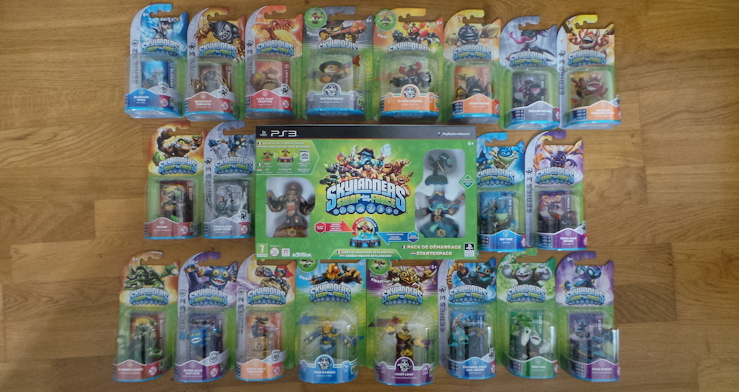 Unboxing skylanders swap force - Jeu de skylanders swap force gratuit ...