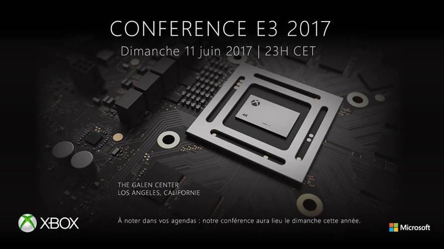 XboxE3 2017