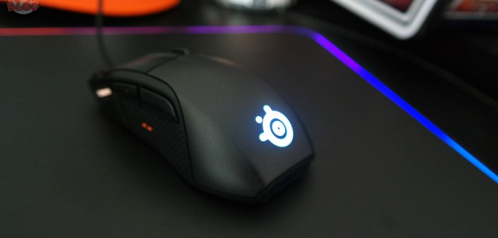 [TEST] Souris Rival 700 et Tapis QcK Prism by SteelSeries