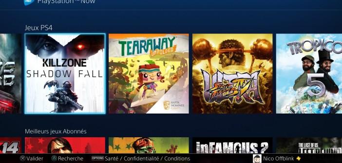 [COMPTE RENDU] PlayStation Now : Prise en main et impressions