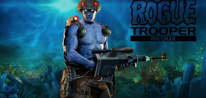 [TEST] Rogue Trooper Redux sur PS4