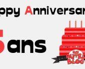 [BLOG] Un Autre Blog fête ses 5 ans !