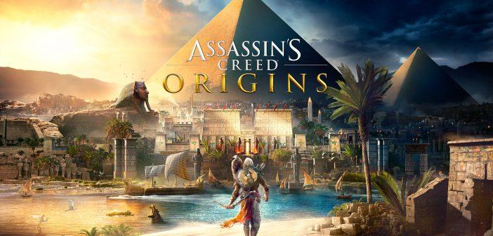 [TEST] Assassin's Creed Origins sur PS4