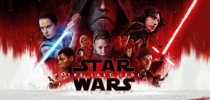 [CINEMA] Mon avis sur Star Wars VIII : Les Derniers Jedi