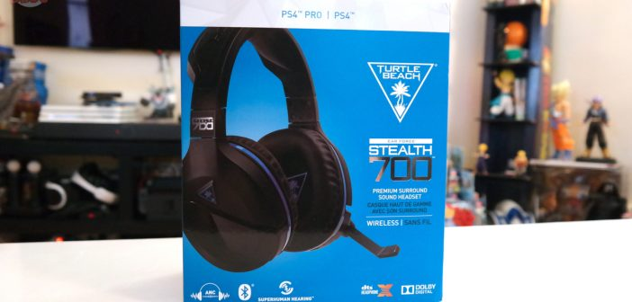 [TEST] Casque gaming Turtle Beach Stealth 700 pour PS4