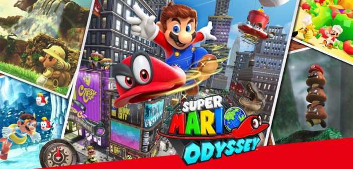 [TEST] Mario Odyssey sur Switch