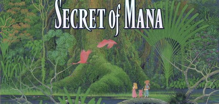 [TEST] Secret Of Mana sur PS4