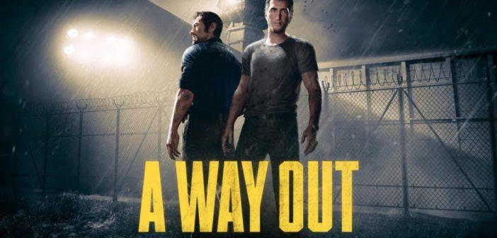 [TEST] A Way Out sur PS4