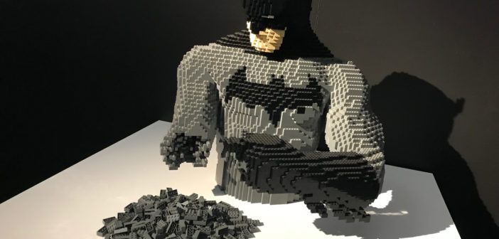 [COMPTE RENDU] The Art of the Brick : DC Super Heroes – Les photos !