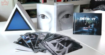 [UNBOXING] Press Kit Detroit: Become Human