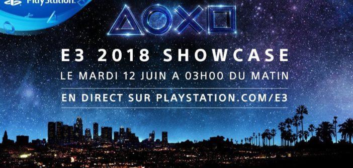 [E3 2018] Conférence Sony PlayStation