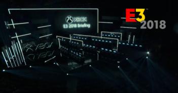 [E3 2018] Conférence Microsoft Xbox