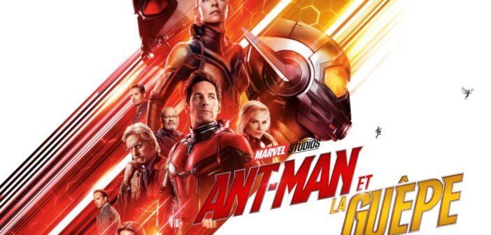 [CINEMA] Critique du film Ant-Man & La Guêpe