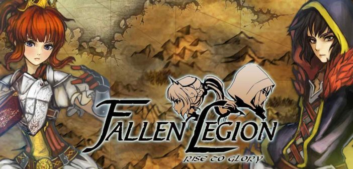 [TEST] Fallen Legion : Rise to Glory sur Switch