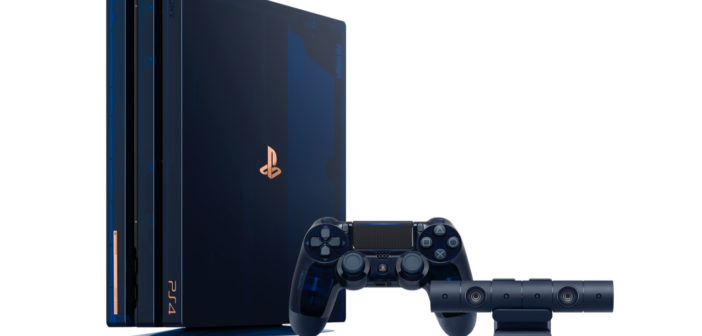 [ANNONCE] PS4 Pro Edition Limitée 500 Millions