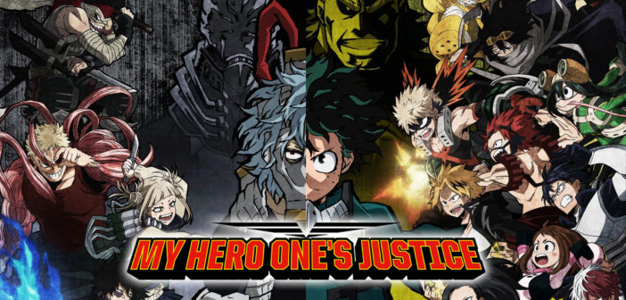 [TEST] My Hero One's Justice sur PS4