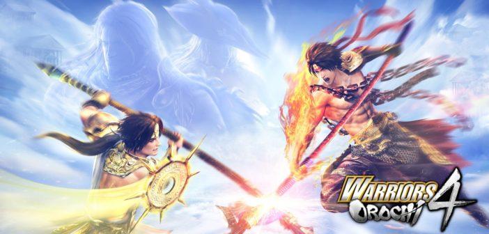 [TEST] Warriors Orochi 4 sur PS4