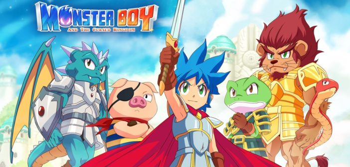 [TEST] Monster Boy et le Royaume Maudit sur Switch