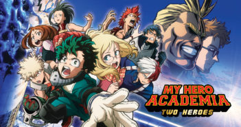 [CINEMA] Critique du film My Hero Academia : Two Heroes