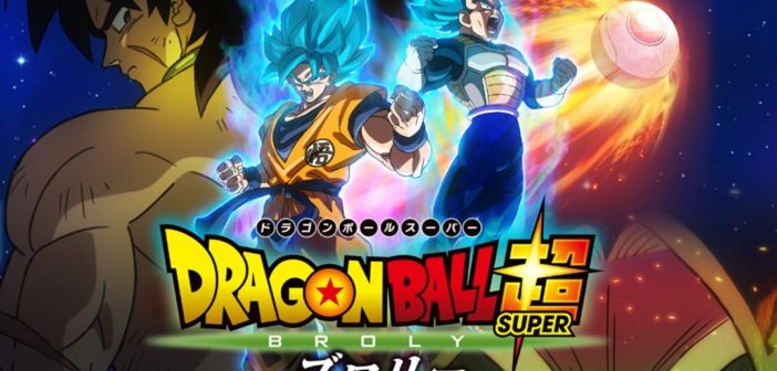 [CINEMA] Critique du film Dragon Ball Super : Broly