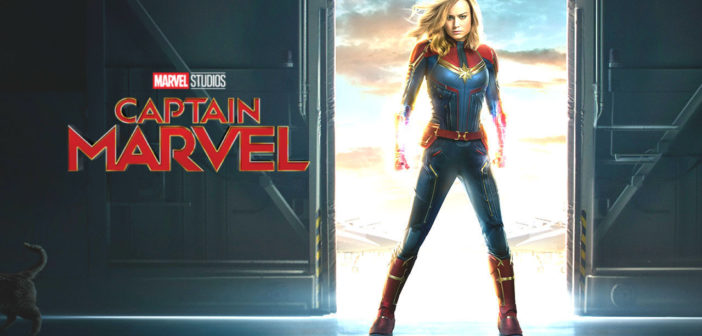 [CINEMA] Critique du film Captain Marvel
