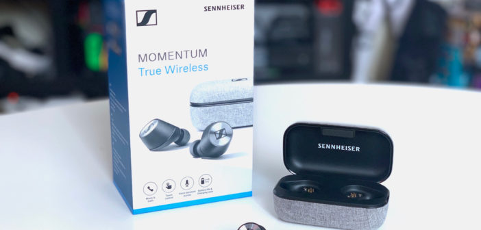 [TEST] Écouteurs Bluetooth Momentum True Wireless by Sennheiser