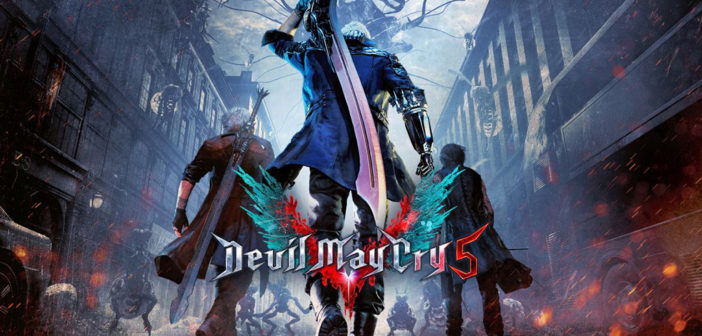 [TEST] Devil May Cry 5 sur PS4