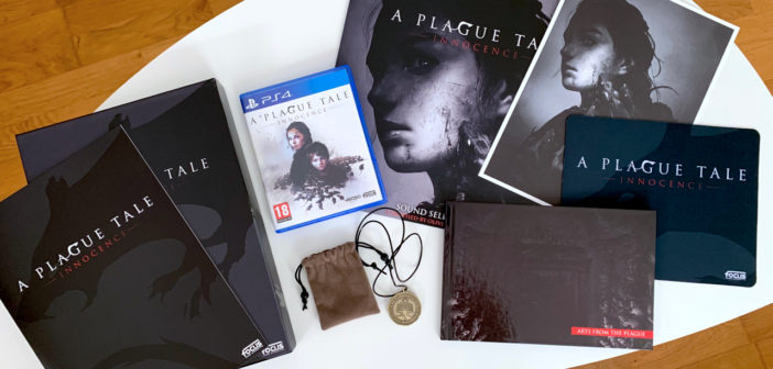 [UNBOXING] Press Kit A Plague Tale : Innocence