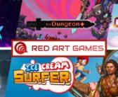 [Coup de Coeur] Le plein de jeux en boîte by Red Art Games