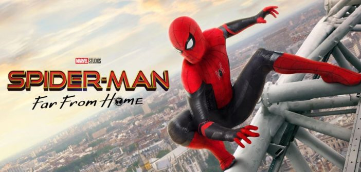 [CINEMA] Critique du film Spider-Man : Far From Home