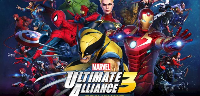 [TEST] Marvel Ultimate Alliance 3 : The Black Order sur Switch