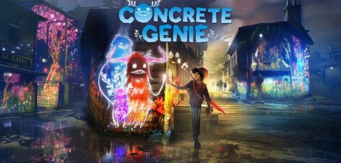 [TEST] Concrete Genie sur PS4