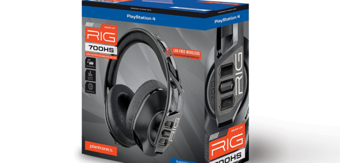 [TEST] Casque gaming Plantronics RIG 700HS