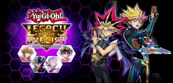 [TEST] Yu-Gi-Oh! Legacy of the Duelist : Link Evolution sur Switch