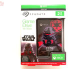 [TEST] Game Drive 2 To édition Star Wars pour Xbox One by Seagate