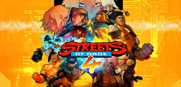 [TEST] Streets Of Rage 4 sur PC